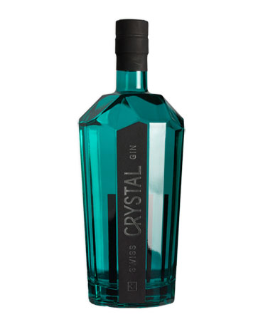 Rugen Distillery, Swiss Crystal Gin, 70 cl