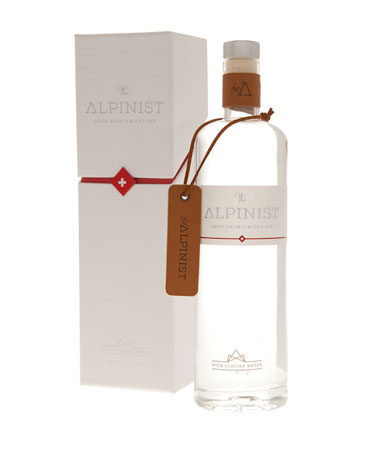 The Alpinist, Swiss Premium Dry Gin, 70 cl