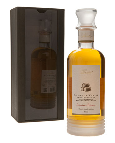 Berta Oltre il Vallo, Gereift in Whiskyfässern, 70 cl