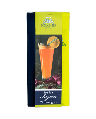 London Tea, Ingwer Zitronengras, 160g