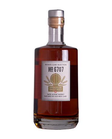 Säntis Malt, Single Cask Edition Nr. 6707, 50 cl