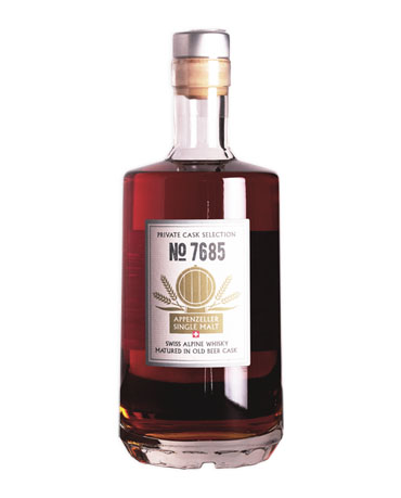 Säntis Malt, Single Cask Edition Nr. 7685, 50 cl