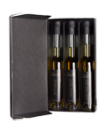 Macardo Geschenk-Set, Bourbon, Single Malt Spelt, Single Malt, 3x 10 cl