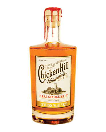 ChickenHill, Rare Single Malt, 50 cl